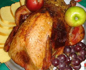 C mo preparar pavo for Como cocinar un pavo