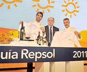 Presentacion de la guía Repsol 2011