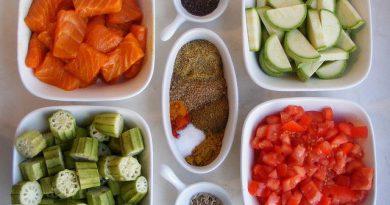 Verduras, salmón y algunas semillas; ingredientes esenciales para subir los niveles de HDL