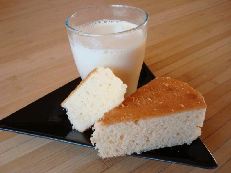 bizcocho de yogur de limón