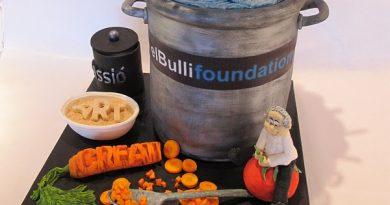 Tarta fondant El Bulli Foundation