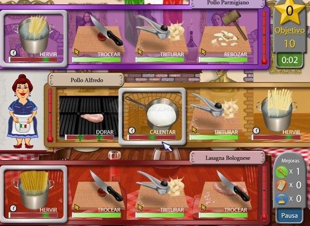Imagen del juego de cocina Hot Dish