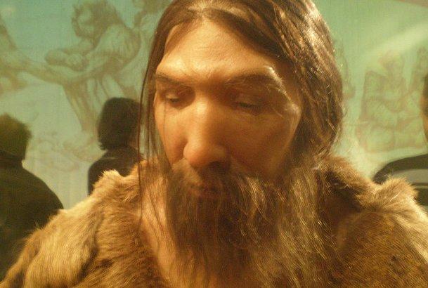 Hombre de Neandertal, del Paleolítico Medio