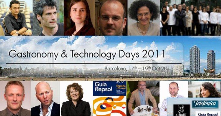 Gastronomy & Technology Days 2011