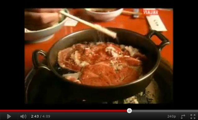 Ver vídeo sobre la carne de Kobe
