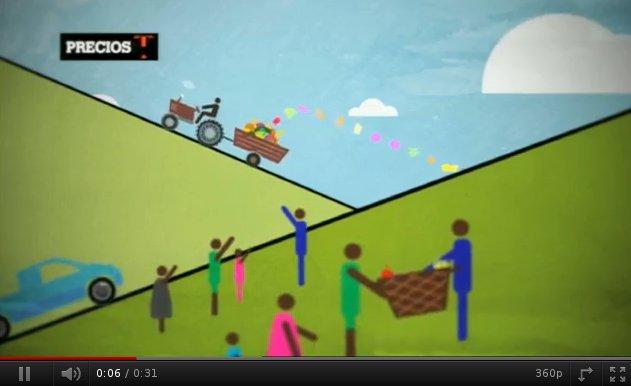 """Vídeo """"De la Crisis a la estabilidad"""" - Día Mundial de la Alimentación"""