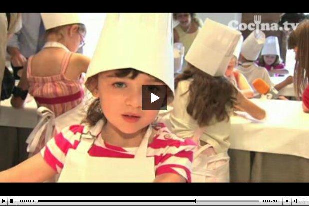 """Vídeo sobre """"Pequeño gourmet"""""""