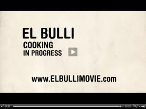 (Ver trailer) El Bulli Movie: cooking in progress