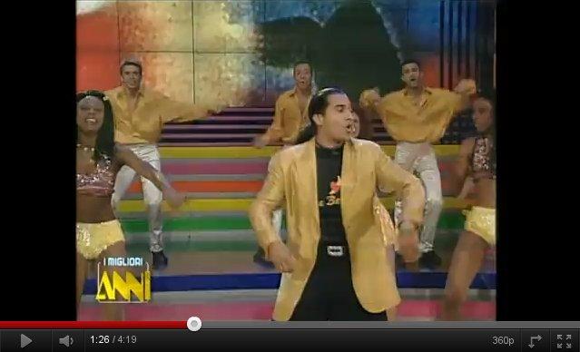 """Vídeo de la canción """"La banana. El único fruto del amor"""""""