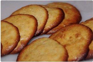 Galletas de naranja: postres sin azúcar para diabeticos