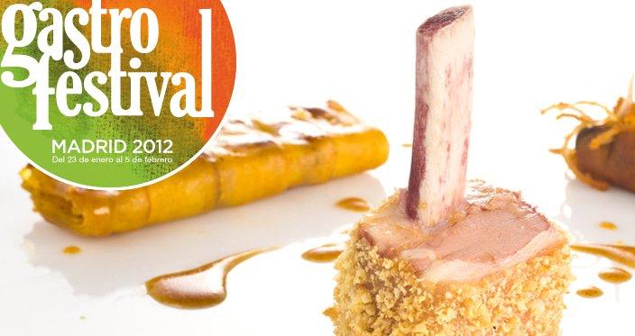 Gastofestival Madrid 2012