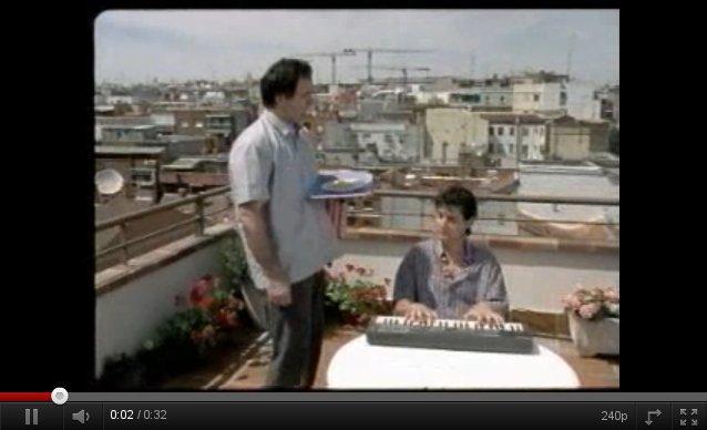 """Vídeo de la canción """"Jefe, que es lo que tienes"""", de la ONCE"""
