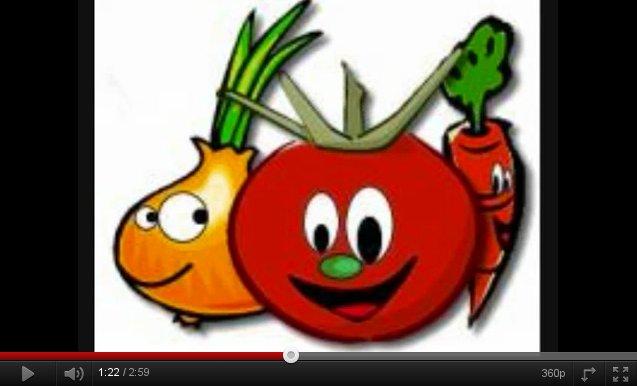 Canción - La vegetariana