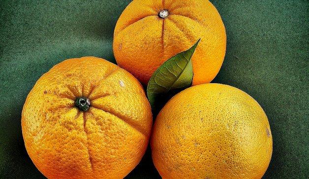 Las naranjas, ricas en vitamina C, son muy consumidas para evitar la gripe