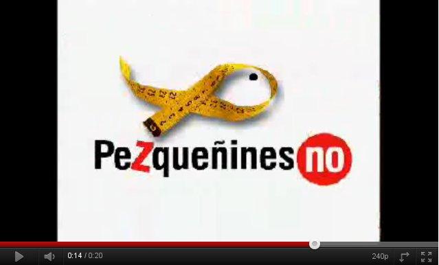 """Vídeo Campaña """"Pezqueñines, no"""" del FROM"""
