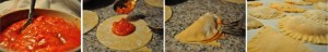 Receta paso a paso: empanadillas al horno con masa casera