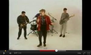 """Vídeo de la canción """"Sabor de amor"""""""