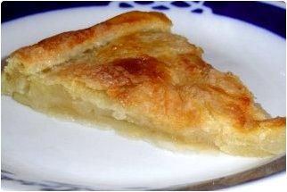 Tarta de manzana: postres sin azúcar para diabeticos