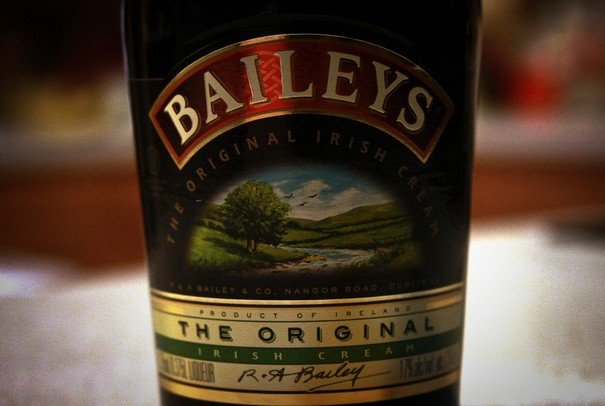 Botella de Baileys, Irish Cream