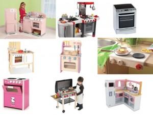 Cocinitas de juguete