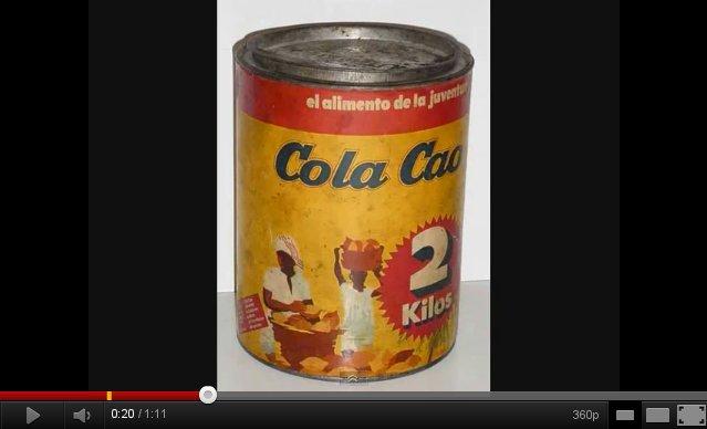 Vídeo - La canción del Cola Cao