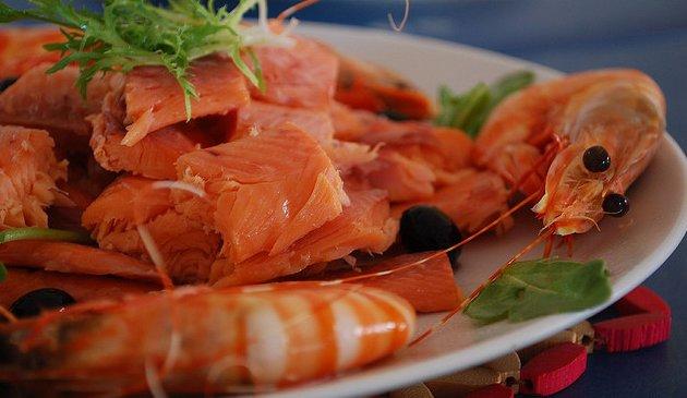 Marisco y pescado, productos habituales en las recetas de Navidad