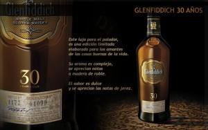 Whisky Glenfiddich 30 años