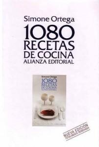 1080 recetas de cocina, de Simone Ortega
