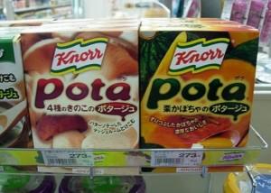 "Cremas Knorr ""Pota""."