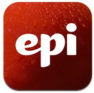Epicurious Recipes & Shooping List