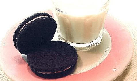 La galleta Oreo que resultó ser una rosquilla de ganchillo