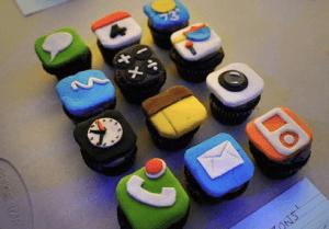 El iPhone que resultó ser un puñado de cupcakes