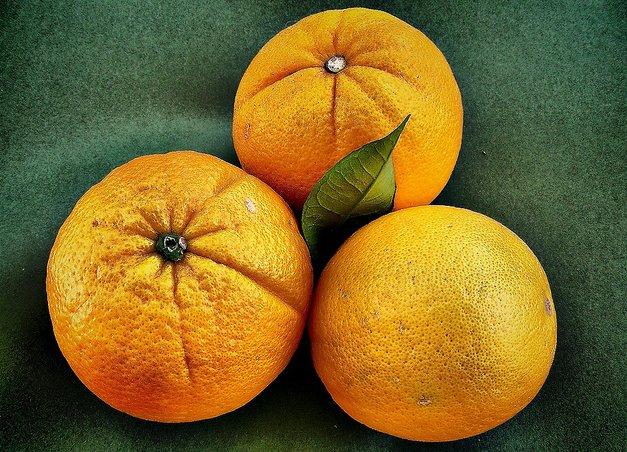 Naranja amarga o citrus aurantium