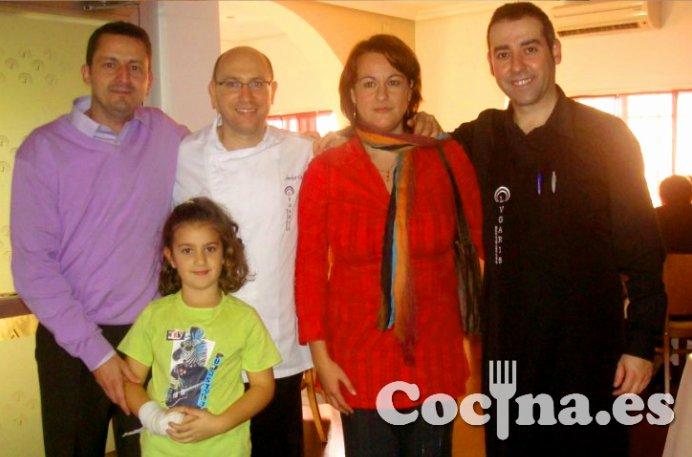 Nuestro paso por el restaurante Lugaris