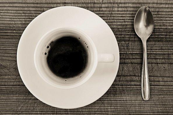Café solo sin azúcar, el desayuno ideal de la dieta kopenhaska