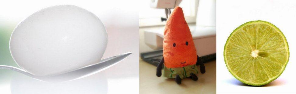 Huevos duros, zanahorias y limón, alimentos predilectos de la dieta kopenhaska