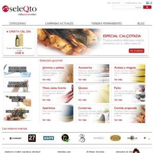 Comprar comida online: SELEQTO
