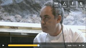 Trailer de El Bulli: Cooking in Progress