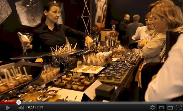 Vídeo - Taller de los sentidos del Salón de Gourmets