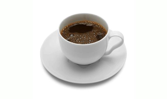 Se puede predecir el tiempo observando una taza de café