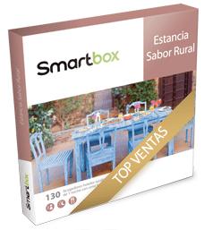 Smartbox estancia con sabor rural