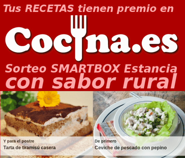 Sorteo Smartbox Estancia con Sabor Rural