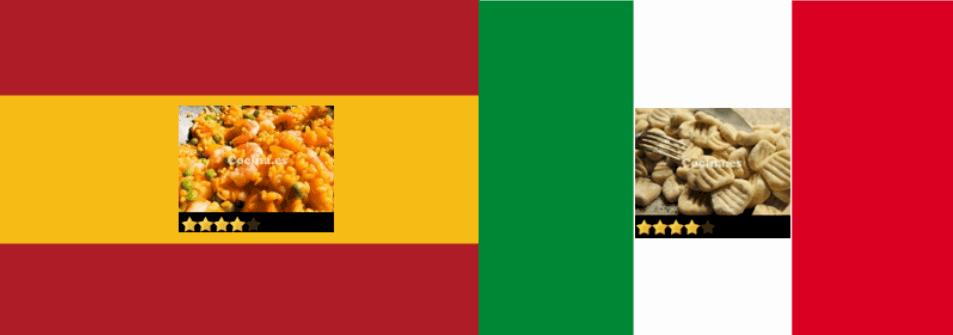 Espana - Italia