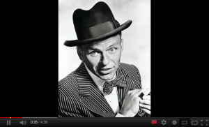 My way (A mi manera) - Robbie Williams y Frank Sinatra
