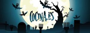 Ilustración del libro de Recetas de Halloween de Cocina.es en PDF