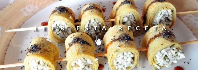 Cenas fáciles: crepes de anguriñas