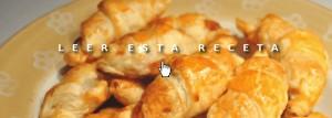 Cenas fáciles: croissants rellenos