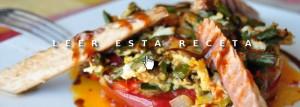 Cenas fáciles: ensalada templada