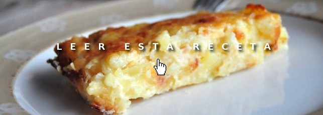 Cenas fáciles: gratinado de patatas