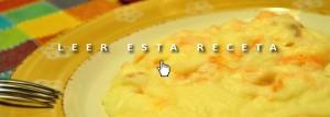 Cenas fáciles: puré de patatas con salmón